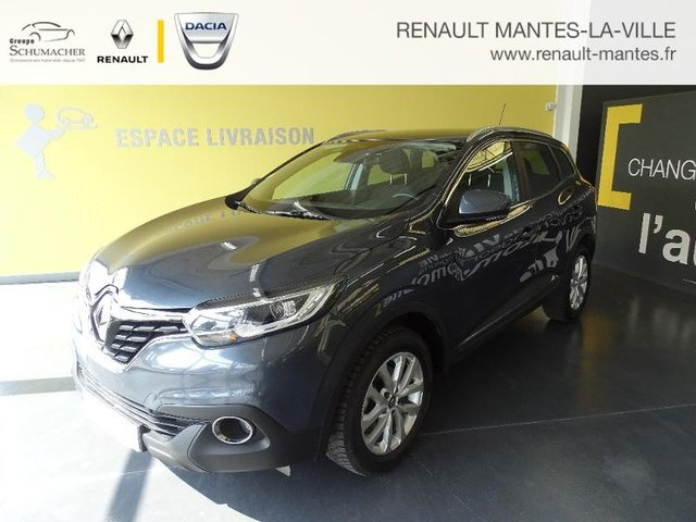 occasion renault kadjar mantes la ville 78 40808 km en vente 17 980 annonce n 102282. Black Bedroom Furniture Sets. Home Design Ideas