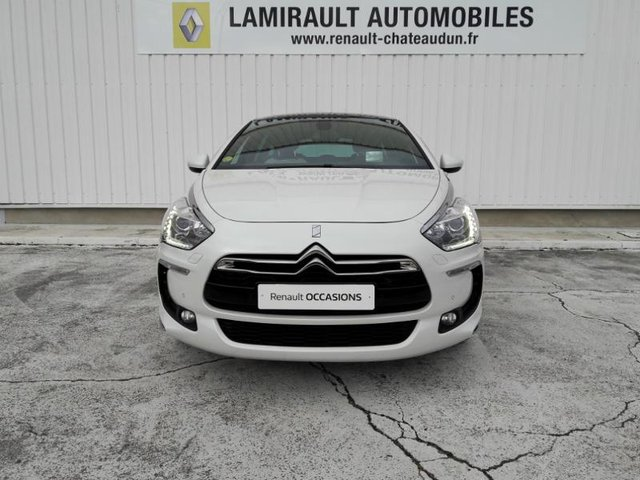 Occasion citroen ds5 chateaudun 28 92300 km en vente 17 for Taux horaire garage citroen