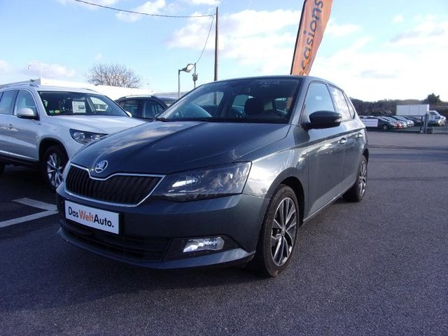 occasion skoda fabia orgeval 78 21200 km en vente 12 990 annonce n advo62845. Black Bedroom Furniture Sets. Home Design Ideas