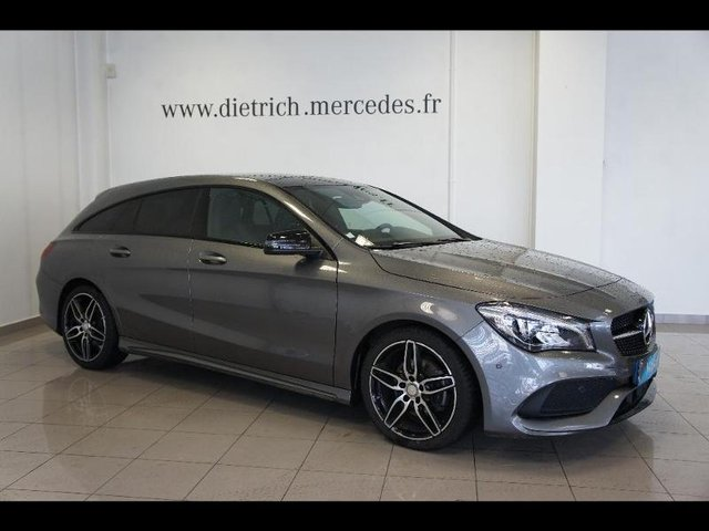 Mercedes Benzcla Shooting Brake Occasion200 D Fascination 4matic 7g