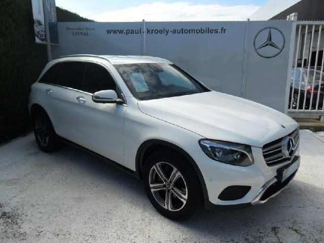 mercedes benz glc occasion 250 d 204ch executive 4matic 9g tronic fueltype 2017 par kroely. Black Bedroom Furniture Sets. Home Design Ideas