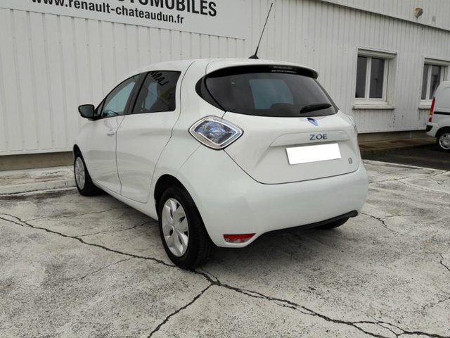 occasion renault zoe chateaudun 28 36393 km en vente 7 990 annonce n 4899. Black Bedroom Furniture Sets. Home Design Ideas