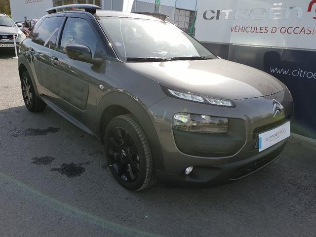 occasions citroen c4 cactus en vente sur montevrain. Black Bedroom Furniture Sets. Home Design Ideas