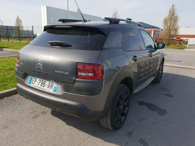 occasion citroen c4 cactus mareuil les meaux 77 11320 km. Black Bedroom Furniture Sets. Home Design Ideas