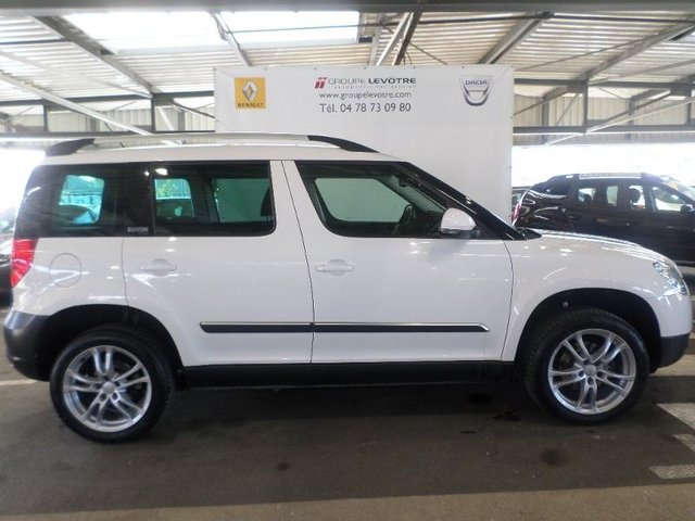 occasion skoda yeti givors 69 118500 km en vente 10 550 annonce n 033311. Black Bedroom Furniture Sets. Home Design Ideas