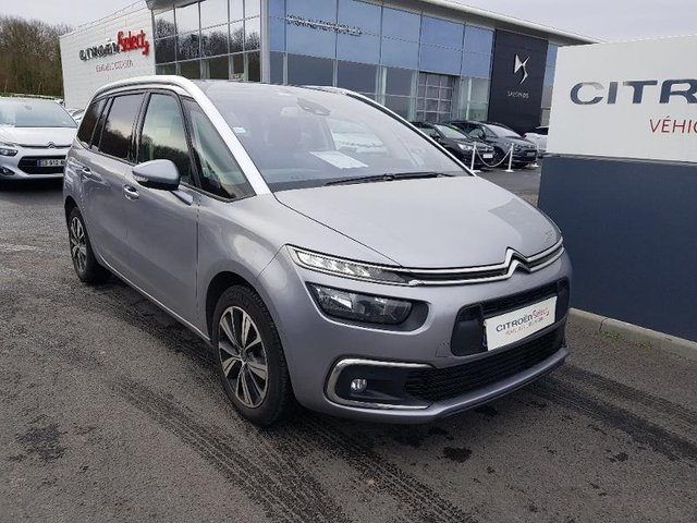 occasion citroen grand c4 picasso meaux 77 20457 km en vente 18 980 annonce n 110048. Black Bedroom Furniture Sets. Home Design Ideas