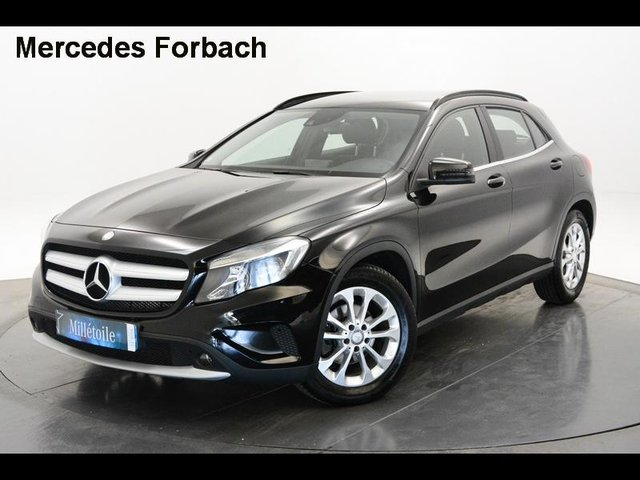 mercedes benzclasse gla occasion200 cdi sensation 2014 forbach 57 478040. Black Bedroom Furniture Sets. Home Design Ideas