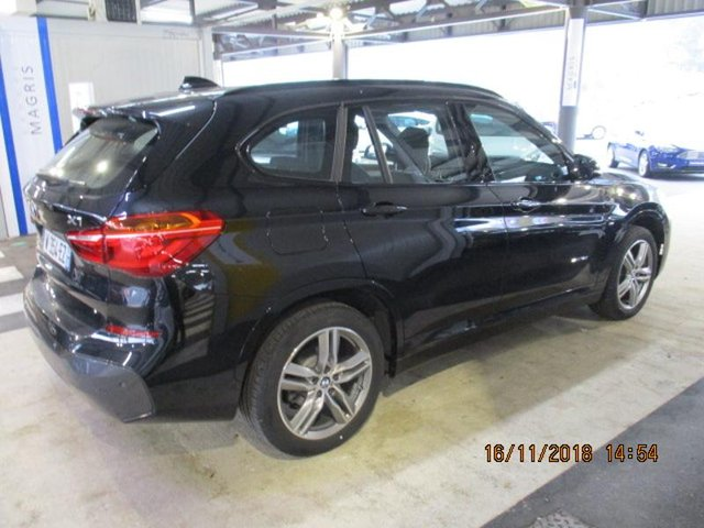 occasion bmw x1 givors 69 5444 km en vente 37 900 annonce n 033570. Black Bedroom Furniture Sets. Home Design Ideas