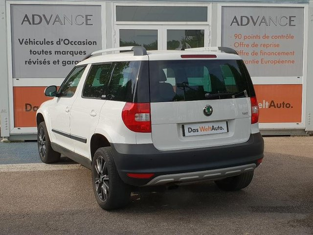 occasion skoda yeti chambourcy 78 110786 km en vente 9 900 annonce n advb17049. Black Bedroom Furniture Sets. Home Design Ideas