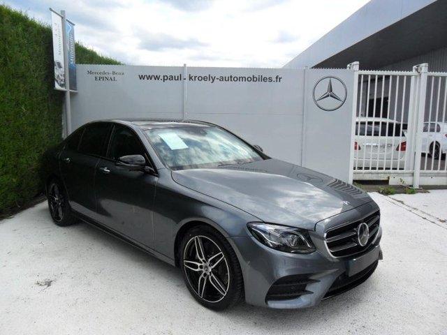 Mercedes Benzclasse E Occasion220 D 194ch Sportline 4matic 9g Tronic