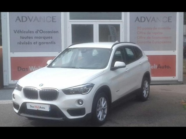 occasion bmw x1 chambourcy 78 15833 km en vente 25 490 annonce n advb17071. Black Bedroom Furniture Sets. Home Design Ideas