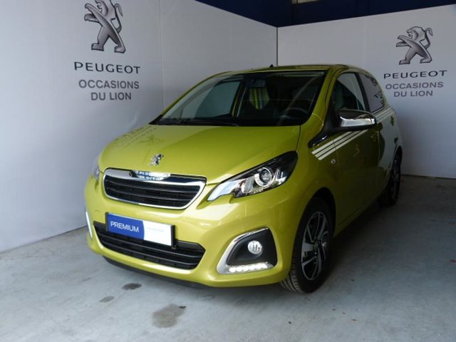 Peugeot 108 2018 en vente nemours 77 en stock achat for Garage peugeot metin nemours