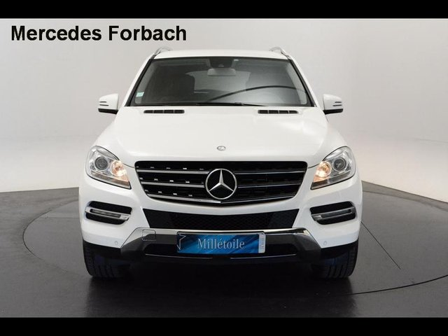 mercedes benzclasse ml occasion250 bluetec sport 7g tronic 2015 forbach 57 478046. Black Bedroom Furniture Sets. Home Design Ideas