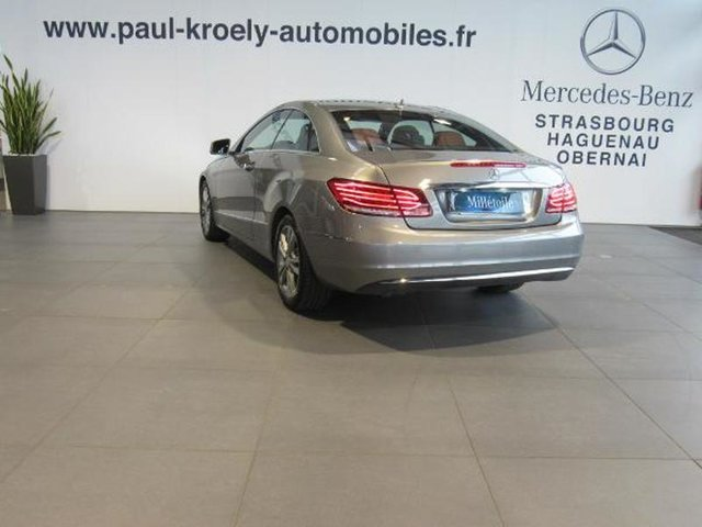 mercedes benz classe e coupe occasion 250 cdi executive 7gtronic fueltype 2014 par kroely 4735. Black Bedroom Furniture Sets. Home Design Ideas