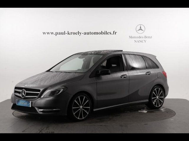 Mercedes Benz Classe B 2014 200 Cdi Fascination Occasion Par Http Www Smart Nancy Fr Occasion En Stock A Laxou 54 Annonce No 111103