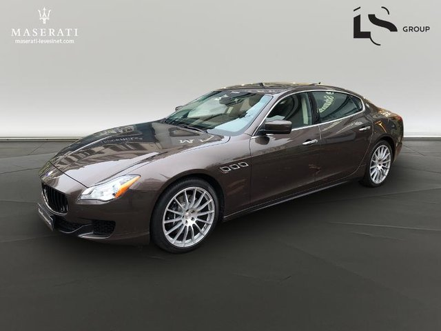 occasion maserati quattroporte le v sinet 78 18950 km en vente 59 900 annonce n po33772346. Black Bedroom Furniture Sets. Home Design Ideas