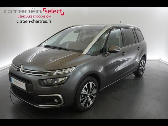 occasion citroen grand c4 picasso nogent le phaye chartres 28 4020 km en vente 24 490. Black Bedroom Furniture Sets. Home Design Ideas