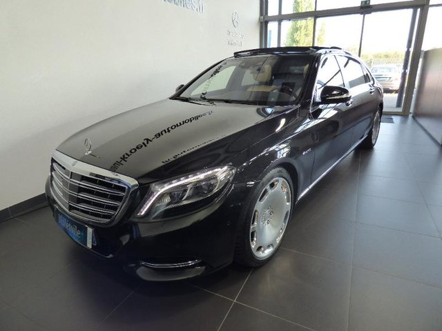 mercedes benz classe s occasion 500 maybach 4matic 9g tronic fueltype 2015 par kroely 991139. Black Bedroom Furniture Sets. Home Design Ideas