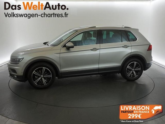 occasion volkswagen tiguan luisant 28 17547 km en vente 36 990 annonce n 18612. Black Bedroom Furniture Sets. Home Design Ideas