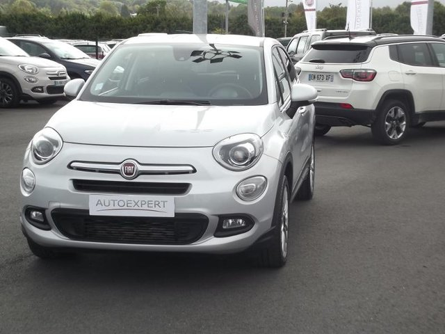 occasion fiat 500x orgeval 78 28109 km en vente 17 795 annonce n 2585. Black Bedroom Furniture Sets. Home Design Ideas