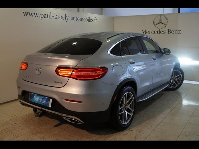 mercedes benz glc coupe occasion 250 d 204ch fascination 4matic 9g tronic fueltype 2017 par. Black Bedroom Furniture Sets. Home Design Ideas