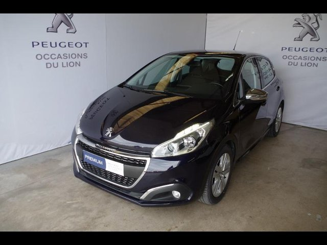occasion peugeot 208 fr jus 83 87803 km en vente 10 790 annonce n 915911. Black Bedroom Furniture Sets. Home Design Ideas