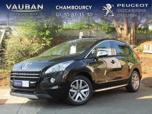 occasion peugeot 3008 hybrid4 chambourcy 78 98101 km en vente 13 900 annonce n 57577. Black Bedroom Furniture Sets. Home Design Ideas