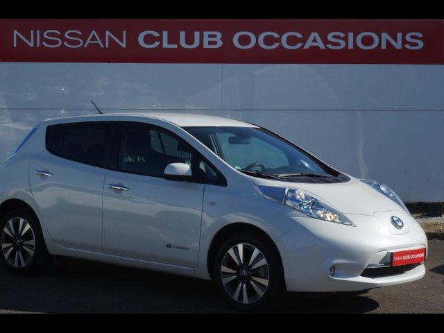 occasion nissan leaf fontenay sur eure 28 20838 km en vente 18 490 annonce n 11147. Black Bedroom Furniture Sets. Home Design Ideas