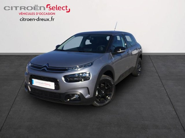 occasion citroen c4 cactus vernouillet 28 52 km en vente 17 990 annonce n 17237. Black Bedroom Furniture Sets. Home Design Ideas