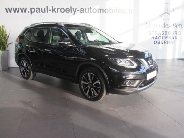 nissan x trail occasion 1 6 dci 130ch tekna xtronic fueltype 2016 par kroely 20192. Black Bedroom Furniture Sets. Home Design Ideas