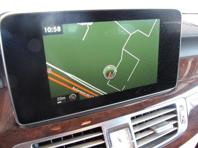 Mercedes Benzclasse Cls Occasion350 Bluetec Sportline