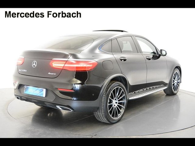 mercedes benz glc coupe occasion 220 d 170ch sportline 4matic 9g tronic fueltype 2016 par. Black Bedroom Furniture Sets. Home Design Ideas