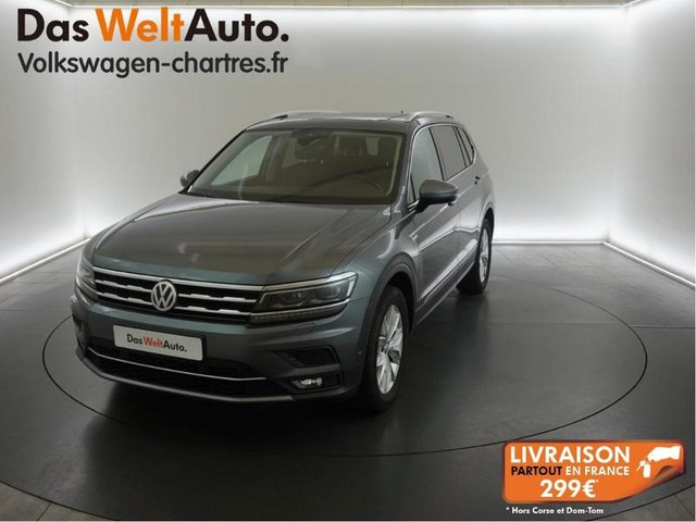 occasion volkswagen tiguan allspace luisant 28 19853 km en vente 33 490 annonce n 18747. Black Bedroom Furniture Sets. Home Design Ideas
