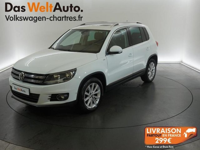 occasion volkswagen tiguan luisant 28 86605 km en vente 15 990 annonce n 18686. Black Bedroom Furniture Sets. Home Design Ideas