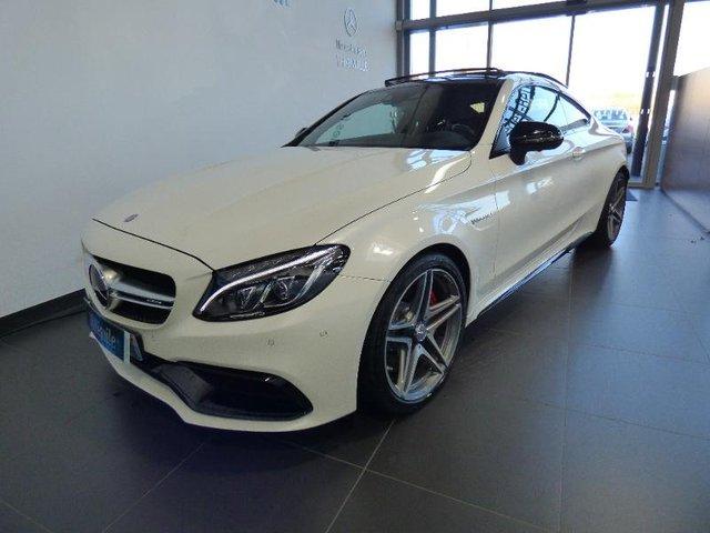 Mercedes Benz Classe 2017 C Iv Coupe 63 Amg S 7 Tronic Occasion Par Http Www Mercedes Metz Fr Occasion En Stock A Terville 57 Annonce No 991219