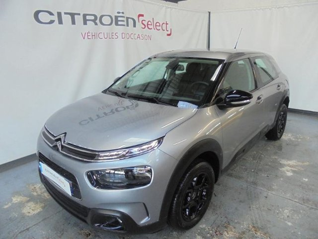 occasion citroen c4 cactus evreux 27 9035 km en vente 15 690 annonce n 180803. Black Bedroom Furniture Sets. Home Design Ideas