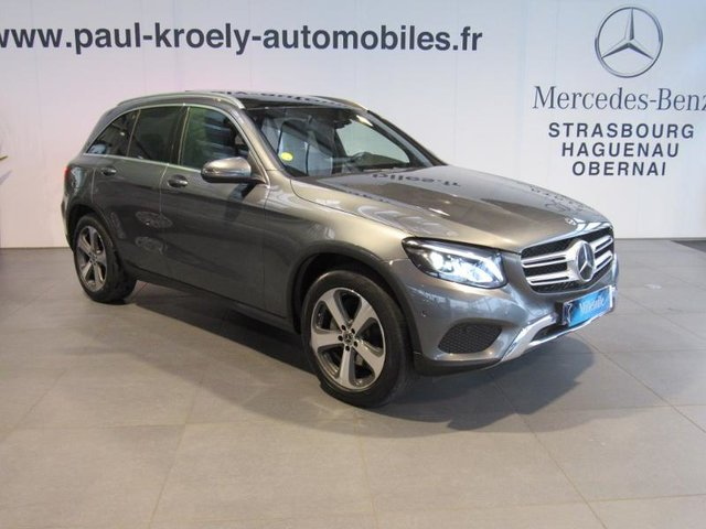mercedes benz glc occasion 250 d 204ch fascination 4matic 9g tronic fueltype 2017 par kroely. Black Bedroom Furniture Sets. Home Design Ideas