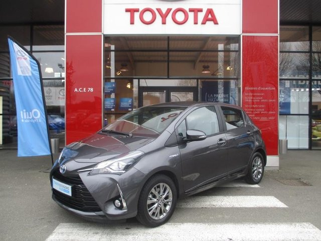 occasion toyota yaris magny les hameaux 78 17040 km en vente 16 900 annonce n 001275. Black Bedroom Furniture Sets. Home Design Ideas