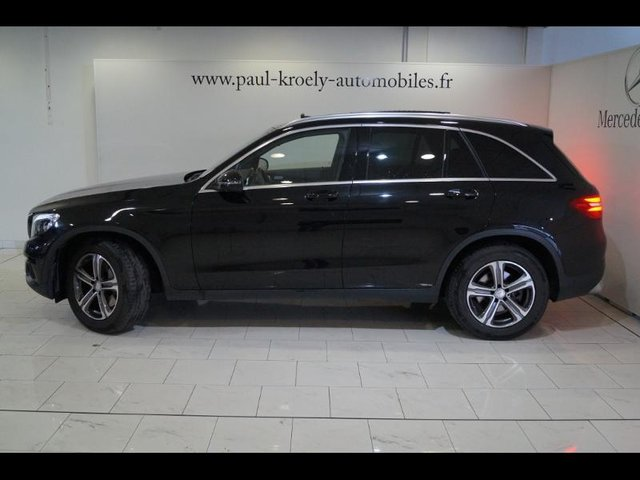 mercedes benz glc occasion 250 d 204ch executive 4matic 9g tronic fueltype 2015 par kroely 22785. Black Bedroom Furniture Sets. Home Design Ideas