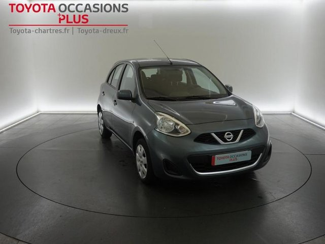 occasion nissan micra vernouillet 28 48626 km en vente 8 490 annonce n 074156. Black Bedroom Furniture Sets. Home Design Ideas