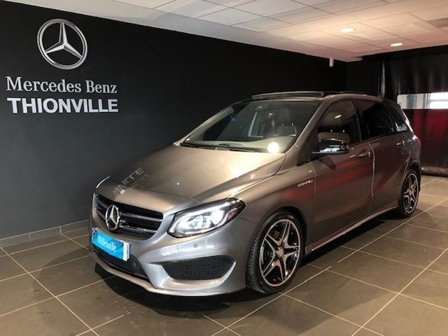 Mercedes Benz Classe B 2015 180 D Fascination 7g Dct Occasion Par Http Www Smart Nancy Fr Occasion En Stock A Terville 57 Annonce No 991418