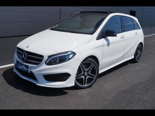 Mercedes Benz Classe B 2015 220 Cdi Fascination 4matic 7g Dct Occasion Par Http Www Smart Nancy Fr Occasion En Stock A Sausheim 68 Annonce No