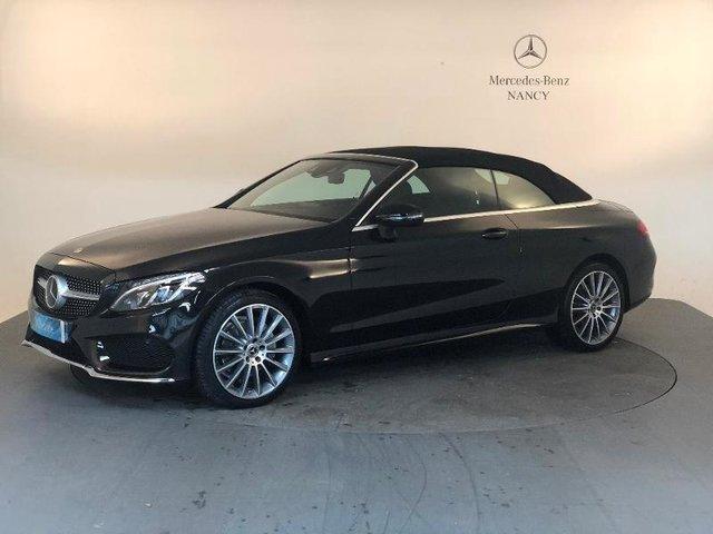 Mercedes Benz Classe C Cabriolet 2018 200 184ch Sportline 4matic 9g Tronic Occasion Par Http Www Smart Colmar Fr Occasion En Stock A Laxou 54