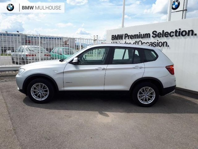 bmw x3 xdrive20ia 184ch confort occasion bm68c2 vo6210. Black Bedroom Furniture Sets. Home Design Ideas