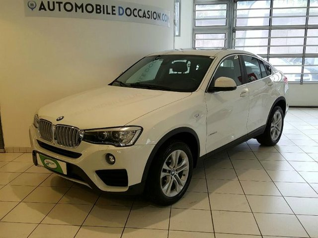 bmw x4 occasion xdrive30da 258ch lounge plus 1er main. Black Bedroom Furniture Sets. Home Design Ideas