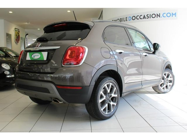 fiat 500x occasion 2 0 multijet 16v 140ch cross 4x4 at9 saint louis hes8 vd506258. Black Bedroom Furniture Sets. Home Design Ideas