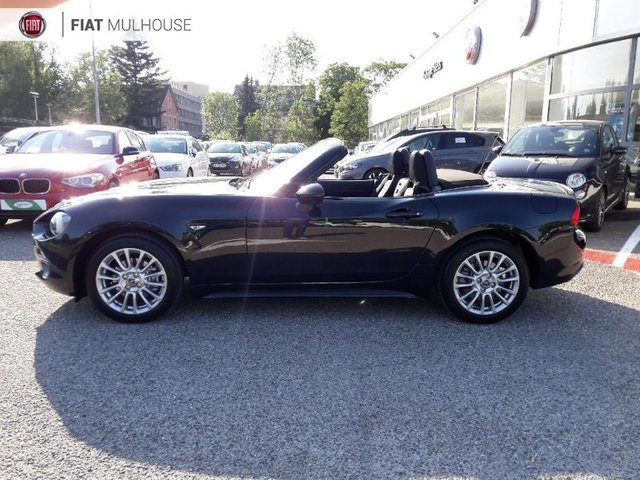 fiat 124 spider occasion 1 4 multiair 140ch mulhouse hes2 vdel691jc. Black Bedroom Furniture Sets. Home Design Ideas