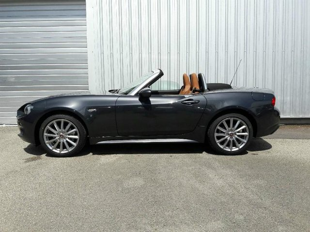 voiture occasion fiat 124 spider haguenau fiat haguenau. Black Bedroom Furniture Sets. Home Design Ideas