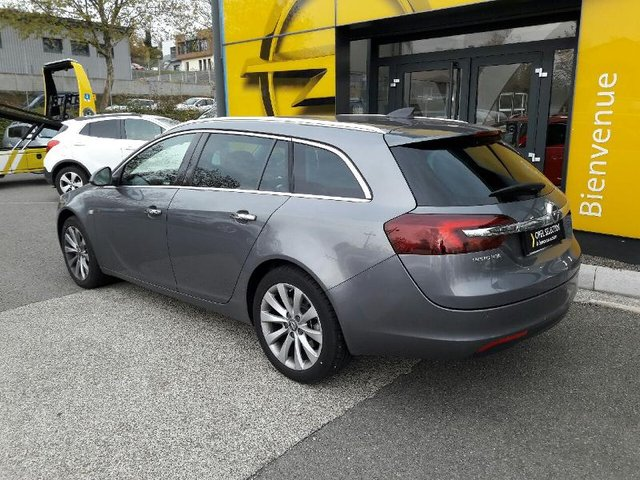 opel insignia tourer occasion 1 6 turbo 170ch elite auto saint etienne he22 6180. Black Bedroom Furniture Sets. Home Design Ideas
