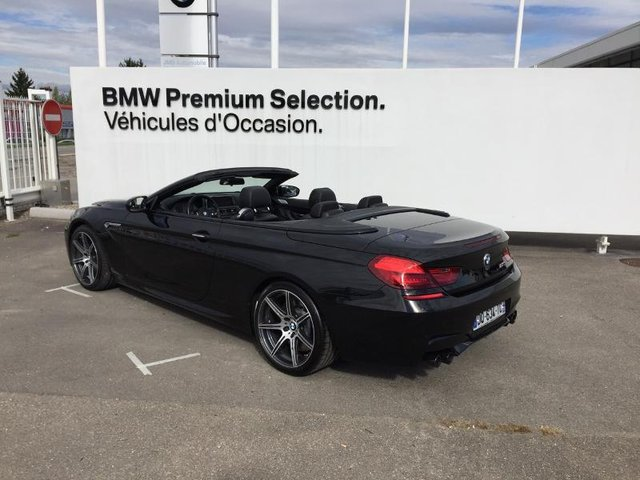 bmw m6 cabriolet occasion m6 575ch pack comp tition strasbourg bm68c2 vo5729. Black Bedroom Furniture Sets. Home Design Ideas